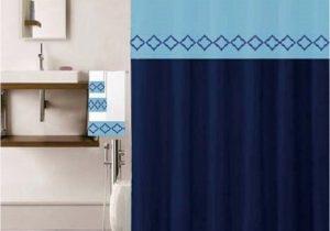 Blue Bath Rug Sets 18 Piece Bath Rug Set Navy Blue Geometric Desin Print Bathroom Rugs Shower Curtain Rings and towels Sets Jane Navy Walmart Com