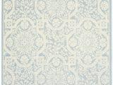 Blue Cream area Rug Nourison Aruba Arb02 Light Blue Cream area Rug