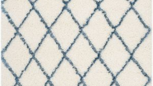 Blue Diamond Pattern Rug Blue Diamond Shag Rug Safavieh Moroccan Shags