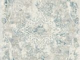Blue Distressed area Rug Amazon Dynamic Rugs Quartz Collection area Rug 2 X 3