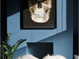 Blue Faux Sheepskin Rug All the Rage – Sheepskin Décor for Your Home – Shop Room Ideas