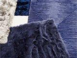 Blue Faux Sheepskin Rug Next Faux Sheepskin Rug Blue