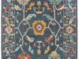 Blue Gold area Rug oriental Weavers Zahra Blue Gold area Rug