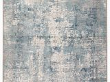 Blue Gray and Brown area Rug Jaipur Living Wren Audra Wrn02 Blue Gray area Rug