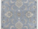 Blue Gray and Taupe area Rug Jaipur Living Mythos Abers My21 Blue Taupe
