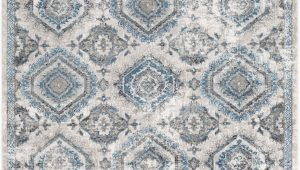 Blue Gray and Taupe area Rug Ranck oriental Taupe Light Blue area Rug