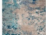 Blue Gray Gold Rug Acantha Blue Gray Rug In 2020