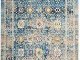Blue Gray Gold Rug Safavieh Claremont Clr663c Blue Gold area Rug