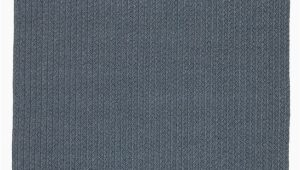 "Blue Gray Outdoor Rug Iver Indoor Outdoor solid Blue Gray area Rug 8 10""x11 9"