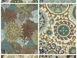 Blue Green Brown area Rugs Remodelaholic