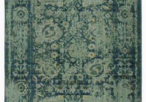 "Blue Green oriental Rug Expressions Blue Green oriental Rug 4 X 5 9"""