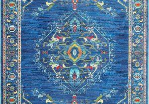 Blue Green oriental Rug oriental Weavers Joli 564 area Rugs
