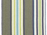 Blue Green Striped Rug asher Striped Handmade Flatweave Cotton Blue Green area Rug
