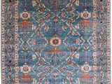 Blue Green Wool Rug Contemporary Very Fine Mughal Blue Green Wool Rug
