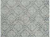 Blue Grey and White area Rug Safavieh Abstract Abt201a Blue Grey area Rug
