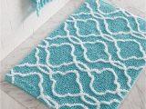 Blue Grey Bath Rug Dena Home Tangiers Bath Rug Teal Bath Rugs Blue Bathroom