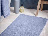Blue Grey Bathroom Rugs Next Bobble Bath Mat Blue In 2020
