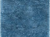 Blue Grey Shaggy Rug Infinity Collection solid Shag area Rug by Rugs – Blue 9 X 12 High Pile Plush Shag Rug Perfect for Living Rooms Bedrooms Dining Rooms and More