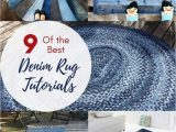 Blue Jean Rugs for Sale How to Make A Blue Jean Rug 12 Unique Ways