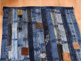 Blue Jean Rugs for Sale How to Make A Cool Denim Rug without Sewing Pillar Box Blue