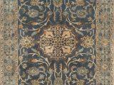 Blue oriental area Rug Momeni Shalimar Sl 02 area Rugs