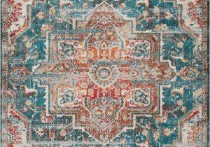 Blue oriental area Rugs Luxe Weavers Blue 5×7 oriental area Rug