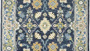 Blue oriental area Rugs oriental Weavers Alfresco Navy Blue area Rug