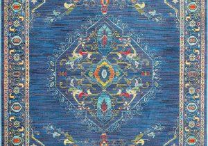 Blue oriental area Rugs oriental Weavers Joli 564b Blue Multi area Rug