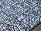 Blue Pattern area Rug norris Blue White Patterned Medium Rug