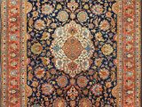 Blue Persian Rugs for Sale Navy Blue Antique Persian Tabriz Rug Nazmiyal Rugs