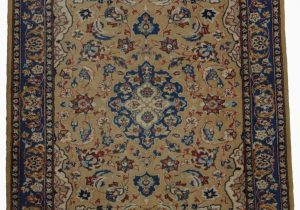 Blue Persian Rugs for Sale Persian isfahan 5 X 7 Rug 1376