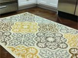 Blue Rugs for Kitchen Kitchen Rug Purchased From Overstock Blue Grey Yellow and