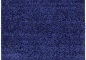 Blue Shaggy area Rug solid Color New Navy Blue Shag area Rug Rugs Shaggy Collection Navy Blue 4×53