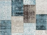 Blue Transitional area Rugs Universal Rugs Cnc1001 Concept Transitional area Rug 8 by