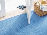 Blue White Outdoor Rug Herringbone French Blue White Indoor Outdoor Rug