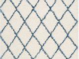 Blue White Shag Rug Cheap Moroccan Rugs Blue Diamond Shag Rug Safavieh