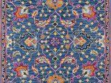 Blue Wool area Rugs 8×10 Momeni Ibiza Wool area Rug 8 X 10 Blue