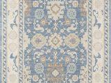 "Blue Wool Rug 9 X 12 Amazon Momeni Anatolia Wool and Nylon area Rug 9 9"" X"