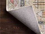 Blush and Gold area Rug Sky 04 Gold Blush