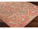 Blush Pink area Rug 5×7 Germili Transitional area Rug Alternate Color Pale Pink