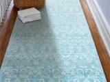 Bodell Dark Blue area Rug Bodell Geometric Light Blue area Rug