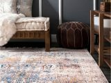 Bohemian Rug Collection Ouman Blue thatch Ivory Odessa Fringe Rug From Rugs Usa Love This Room