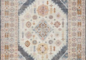 Bohemian Rug Collection Ouman Blue thatch King A Queen Royal Rugs