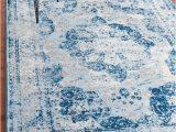 Brandt Blue area Rug Brandt Tibetan Light Blue Beige and Ivory area Rug
