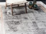 Brandt Gray area Rug by Mistana Mistana™ Brandt Power Loom Dark Grey area Rug & Reviews
