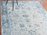 Brandt Light Blue Ivory area Rug Brandt Light Blue Ivory area Rug