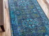 Brennen Blue area Rug Owen Rug In Blue