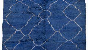 Bright Blue Shag Rug Bright Blue Shag — James Duncan