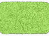 Bright Green Bath Rugs Quincy Super Shaggy Lime Green Washable 24×40 Bath Rug