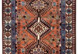 Brown and Blue Rugs for Sale Yalameh Runner Rug Persian Rug for Sale Dr343